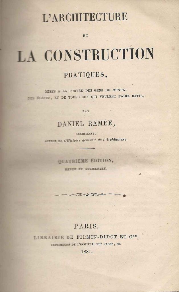 Bibliographie g n rale sur les ponts for Dictionnaire architecture et construction